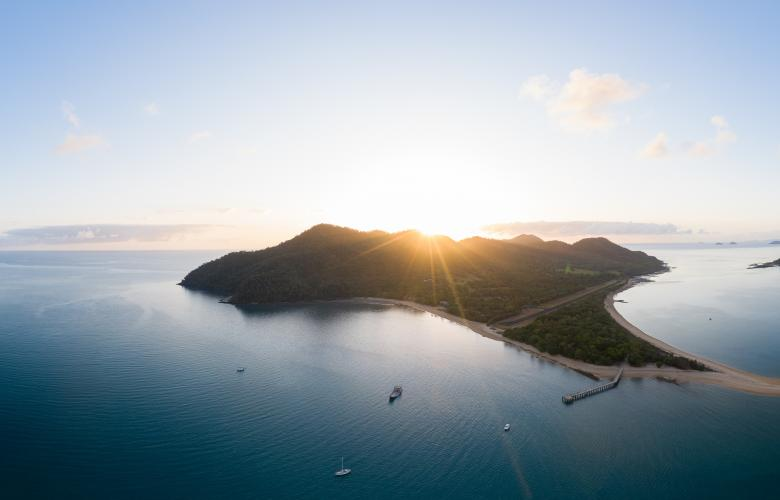 Great Barrier Reef's Dunk Island sold to Upsense Media Capital by JLL